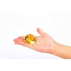 Chakrenkristalle 42mm schützen, läutern und stärkt die Seele